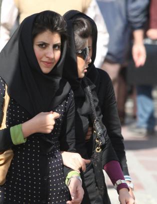 Hijab, galgen og revolusjon