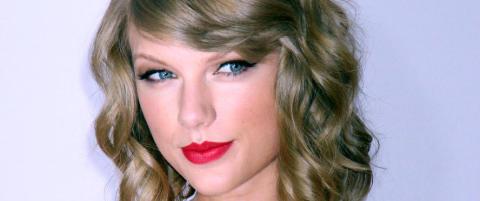 Taylor Swift fjernet all musikken sin fra Spotify