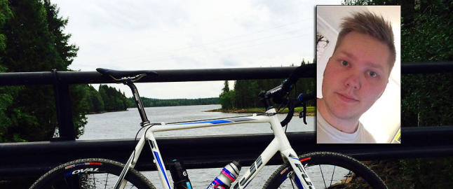 Sykkelen til 16 900 kroner ble stj�let etter bare fire dager. Forsikringsselskapet: Bare verdt 12 675 kroner