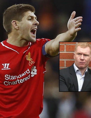 Scholes med Liverpool-kritikk: - Gerrard er ikke forn�yd