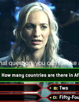 Nei, Afrika er ikke et land ...