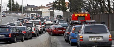 Rapport: Veitrafikk koster samfunnet 35 milliarder
