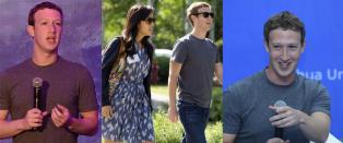 Derfor g�r Facebook-sjefen i den samme gr� t-skjorta hver dag