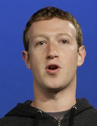 Mark Zuckerberg innrømmer: - Det var veldig sårende
