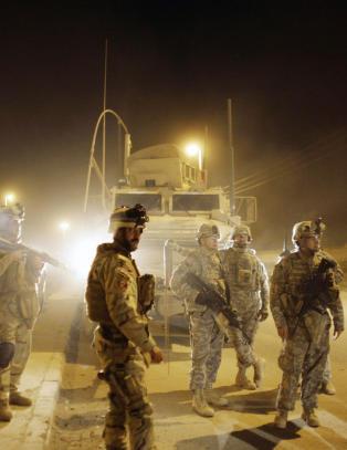 USA sender 1500 flere soldater til Irak