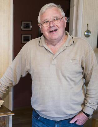 Bestefarens (76) r�rende hyllest til Magnus: - Han er et utrolig menneske