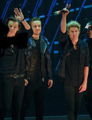 One Direction håvet inn flest priser
