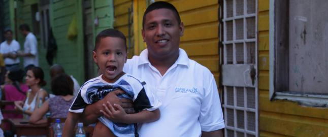 Chino (28) drepte, ranet og terroriserte Panama by