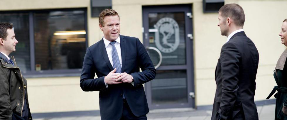 �nsker � bli st�rst p� fond i Norge