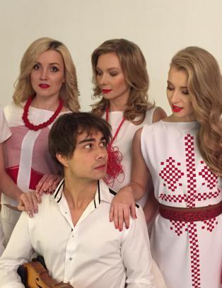 Etter � ha sjekket ut 400 jenter valgte Rybak disse fem