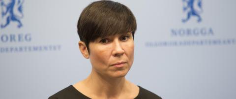 SISTE: Kontrollkomiteen utsetter krigsskipsh�ringen