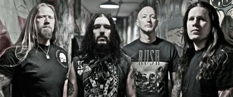 Muskul�s og inderlig thrash metal