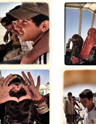 Slik er livet i verdens st�rste flyktningleir