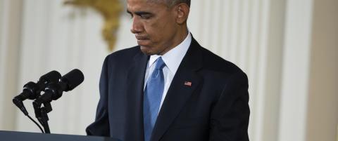 - Obama kunngj�r innvandringstiltak