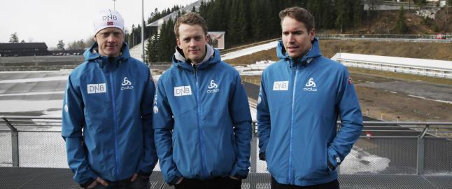 Ble straffet og utheng i Norge, men i Russland hylles skiskyttergutta for fylleskandalen