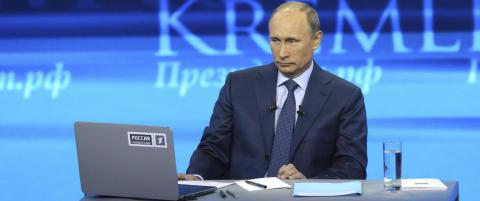 Russland vil ha eget �Wikipedia�