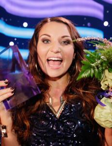 Nora Foss Al-Jabri sang seg til topps