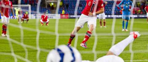 67 nasjoner har bedre scoringsrekord enn Norge