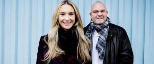 Fant tonen etter 26 timer p� telefonen -  laget norsk �bryllupsbibel�