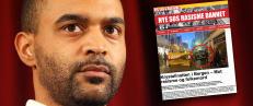 Bildet som skaper raseri i Europa: - Nye SOS Rasisme sprer j�dehat og nazistempler det j�diske samfunnet