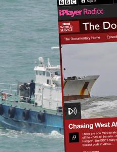 BBC-dokumentar knytter norske krigsskip til sikkerhetskrise i Nigeria
