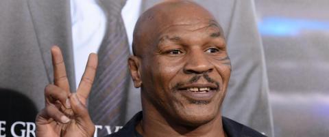 Mike Tyson vil spille i Shakespeare-drama