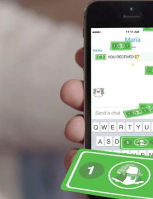 N� kan du overf�re penger med Snapchat