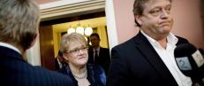 Aftenposten: Venstre gir opp bensinkampen mot Frp