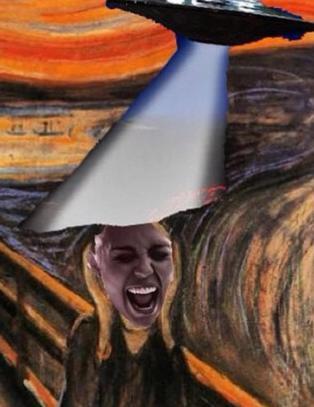 - Munch hadde snudd seg i graven
