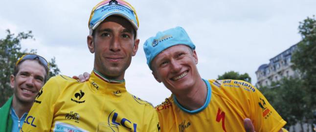 Positiv dopingpr�ve nummer fire i Astana