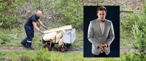 Googlet info om TV-seriemorderen Dexter f�r drapet
