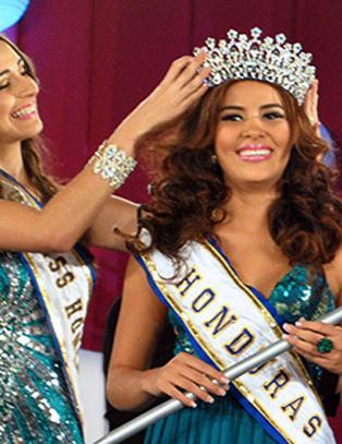 Tror Miss Honduras-vinneren og s�steren ble drept i sjalusi