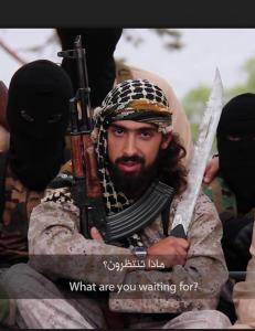 IS-krigere oppfordrer til terrorangrep i Frankrike