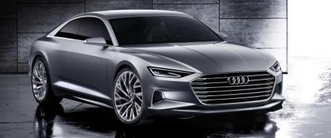 Audi f�r nytt design!