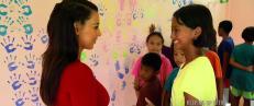 Foreldrel�s jente takket nei til � bli adoptert av Kim Kardashian
