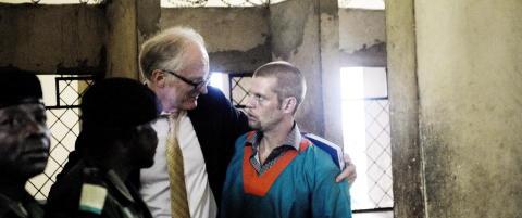 UD avviser anklager om d�rlig samarbeid i French-saken