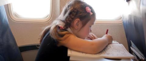 Hvor mye vil du betale for � slippe � ha henne i nabosetet p� flyet?