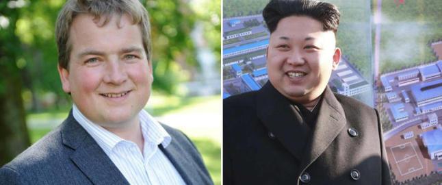 - Svaret fra nordkoreanerne var helt sinnssykt � h�re p�