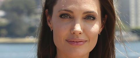 Angelina Jolie bekrefter at hun gir seg som skuespiller
