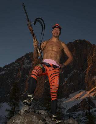 Muskel-Berger er blitt 35 �r, men satser mot �det umulige m�let�