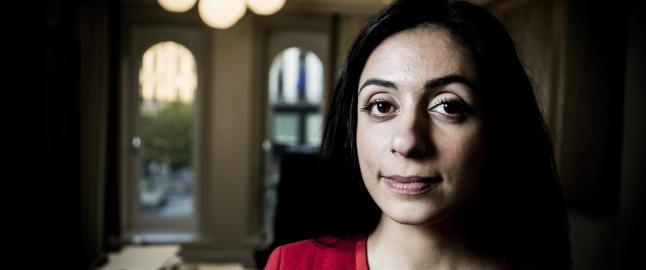 N� vil Hadia ta grep for � skjerpe cybersikkerheten