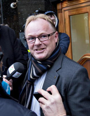 Sandberg skylder p� Stortinget - ber justisminister Anundsen f� fred