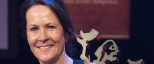 Brageprisen til ein erotisk forfatter med fransk �pning