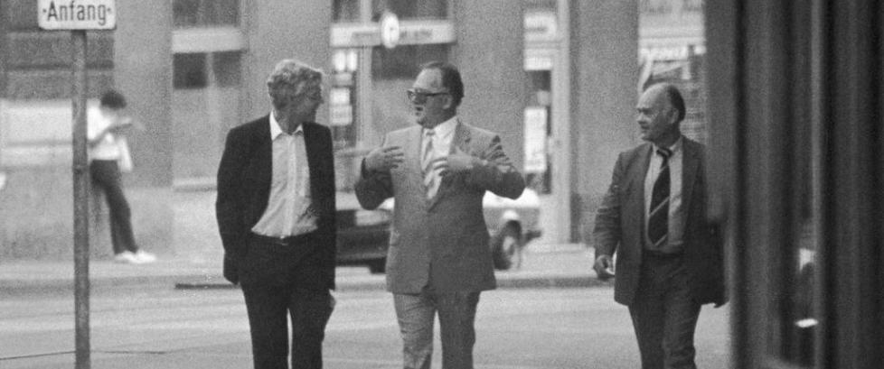 Norsk agent kledde seg ut som Treholt i KGB-m�te