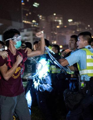 Tidenes st�rste hackerangrep: Oppr�rssider i Hongkong bombardert med 500 gigabit data - i sekundet
