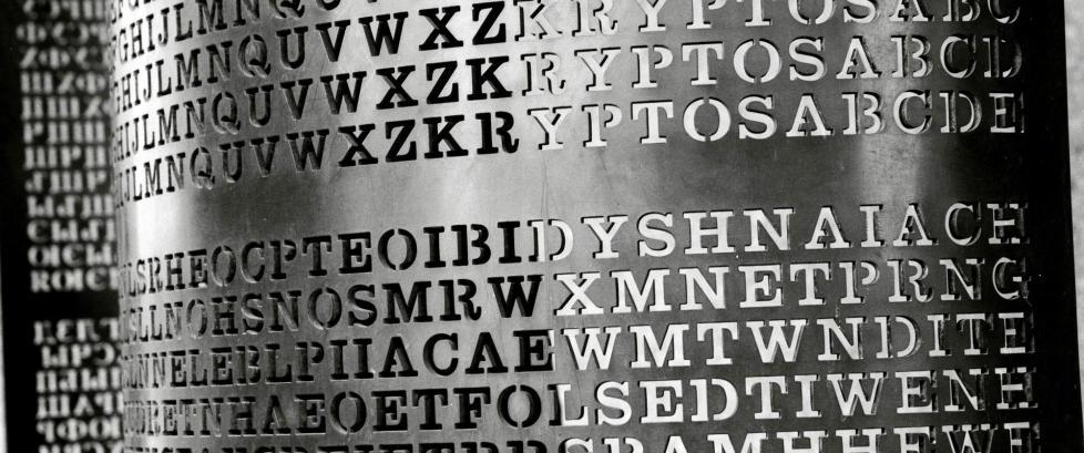Ny ledetr�d for � l�se �Kryptos�-koden