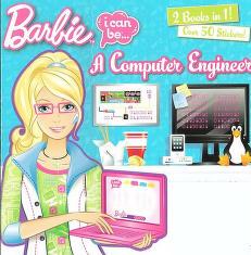 Da Barbie m�tte be gutta om datahjelp, ble det br�k
