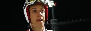 Plutselig begynte hoppstjernen � snakke norsk