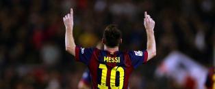 N� er Messi tidenes mestscorende i La Liga