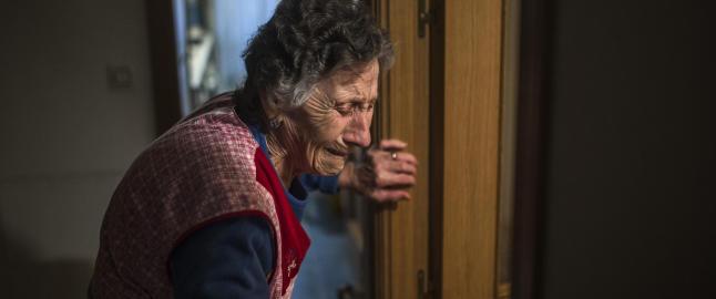 Her kastes Carmen (85) ut fra sitt eget hjem etter over 50 �r